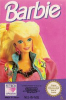 Barbie Nintendo NES cover artwork