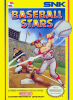 Baseball Stars Nintendo NES cover artwork