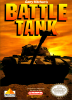 Battletank Nintendo NES cover artwork