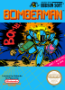 Bomberman Nintendo NES cover artwork