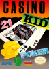 Casino Kid Nintendo NES cover artwork