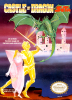 Castle of Dragon Nintendo NES cover artwork