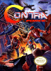 Contra Force Nintendo NES cover artwork