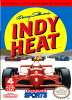 Danny Sullivan's Indy Heat Nintendo NES cover artwork