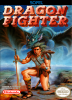 Dragon Fighter Nintendo NES cover artwork