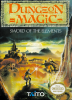 Dungeon Magic - Sword of the Elements Nintendo NES cover artwork