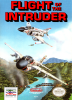 Flight of the Intruder Nintendo NES cover artwork
