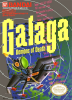 Galaga - Demons of Death Nintendo NES cover artwork