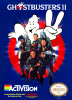 Ghostbusters II Nintendo NES cover artwork