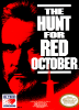 Hunt for Red October, The Nintendo NES cover artwork