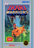 Ikari Warriors Nintendo NES cover artwork