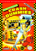 Incredible Crash Dummies, The Nintendo NES cover artwork