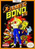 James Bond Jr Nintendo NES cover artwork
