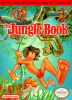 Jungle Book, The Nintendo NES cover artwork