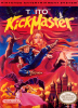 Kick Master Nintendo NES cover artwork