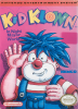 Kid Klown in Night Mayor World Nintendo NES cover artwork