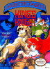 King's Knight Nintendo NES cover artwork