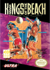 Kings of the Beach - Professional Beach Volleyball Nintendo NES cover artwork