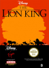 Lion King, The Nintendo NES cover artwork