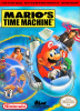 Mario's Time Machine Nintendo NES cover artwork