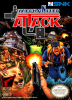 Mechanized Attack Nintendo NES cover artwork