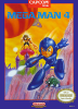 Mega Man 4 Nintendo NES cover artwork
