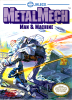 Metal Mech - Man & Machine Nintendo NES cover artwork