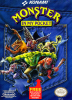 Monster in My Pocket Nintendo NES cover artwork