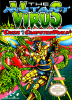 Mutant Virus, The - Crisis in a Computer World Nintendo NES cover artwork