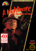 Nightmare on Elm Street, A Nintendo NES cover artwork