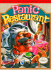 Panic Restaurant Nintendo NES cover artwork
