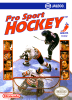 Pro Sport Hockey Nintendo NES cover artwork