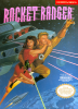 Rocket Ranger Nintendo NES cover artwork