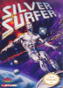 Silver Surfer Nintendo NES cover artwork
