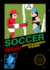 Soccer Nintendo NES cover artwork