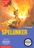 Spelunker Nintendo NES cover artwork