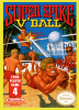 Super Spike V'Ball Nintendo NES cover artwork