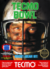 Tecmo Bowl Nintendo NES cover artwork