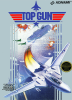 Top Gun Nintendo NES cover artwork