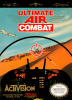 Ultimate Air Combat Nintendo NES cover artwork