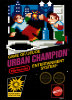 Urban Champion Nintendo NES cover artwork