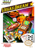 Vegas Dream Nintendo NES cover artwork
