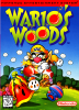Wario's Woods Nintendo NES cover artwork