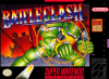 Battle Clash Nintendo Super NES cover artwork