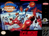 Bill Laimbeer's Combat Basketball Nintendo Super NES cover artwork