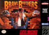 Brawl Brothers Nintendo Super NES cover artwork