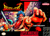 Breath of Fire Nintendo Super NES cover artwork