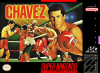 Chavez Nintendo Super NES cover artwork