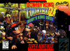 Donkey Kong Country 2 - Diddy's Kong Quest Nintendo Super NES cover artwork