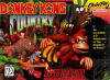 Donkey Kong Country Nintendo Super NES cover artwork